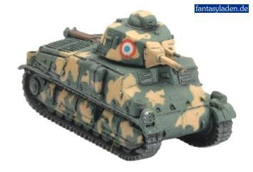 French: S-35 Somua by Battlefront Miniatures