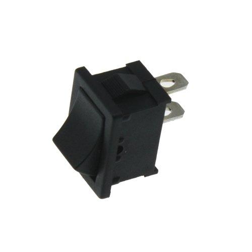 Wippschalter Schalter ein//aus tastend flash//off