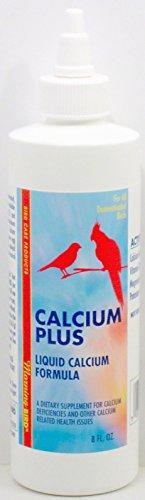 Morning Bird Calcium Plus Liquid (8 Fl. Ounce)
