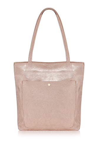 Dark Gold Montte A Borsa Chocolate Spalla Rose L Donna Marrone Di Jinne PZqrnwP0