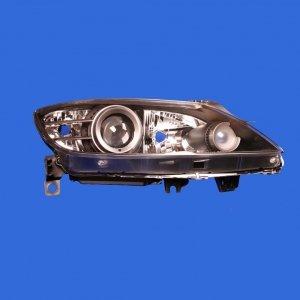 amazon com mazda rx8 h i d headlight assembly passenger side