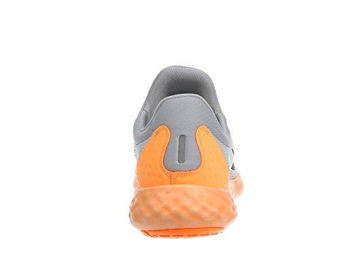 Nike Kvinders Månens Skyelux Løbesko Ren Platin / Sort-ulv Grå dClS4PQ