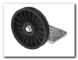 Motormite A/C Compressor Bypass Pulley for 1997-90 Toyota Corolla, Celica; 1995-88 Toyota Truck 4Runner and Pickup (34169) ()