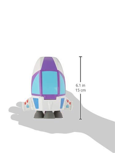 Multicolour Fisher-Price GFC84 Disney/·Pixar Toy Story Buzz Pop-Up Spaceship Cruiser