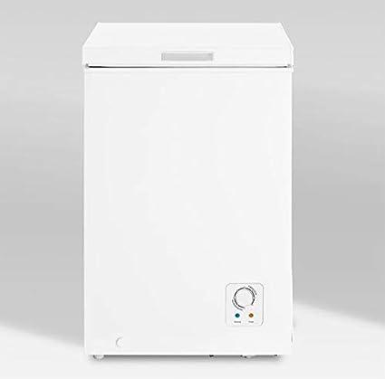 Hisense FT124D4HW1 - Congelador (Baúl, 95 L, 9,5 kg/24h, SN-T, A+ ...