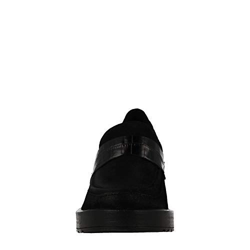 Mid Noir black C Kenly Geox C9999 Escarpins D Femme wxTvnE6q