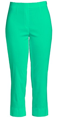 Slim Pantalones Capri Pistachio 07 Marie 185 Elásticos nbsp; Robell Mujer Corte Para Color xCqTwYxt