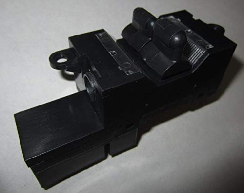 (1992-96 Corvette Dual Power Window Switch Assembly (Driver Side))