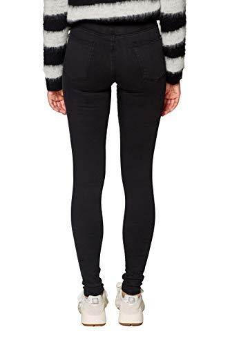 black 001 Para Pantalones Mujer Esprit Negro 6ZgFq