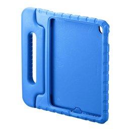 スマートフォンタブレット携帯電話 iPad iPadケース サンワサプライ iPadPro9.7インチiPadAir2衝撃吸収ケース青 PDA-IPAD95BL -ah [簡素パッケージ品] B07D6LCWS5