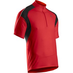 Sugoi Neo Cycling Jersey Medium RED