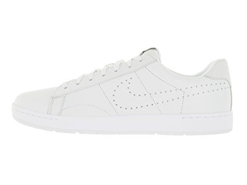 Shoe Men's White White black Tennis Leather High Nike 749644 Ankle xRfwOqOBH
