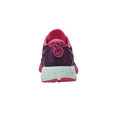 Asics Noosa Ff, Zapatillas de Entrenamiento para Mujer Morado (Prune/glacier Sea/rouge Red)