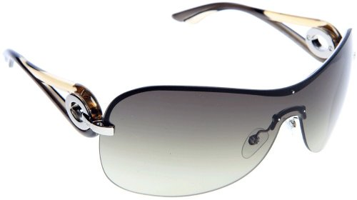 CHRISTIAN DIOR SUNGLASSES FASHION CD VOLUTE 3 61EDB GREY SHIELD