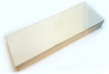 WA2,000# 天然繋ぎレジノイド砥石 (大きめ!75 X 210 X 25 mm 725g)