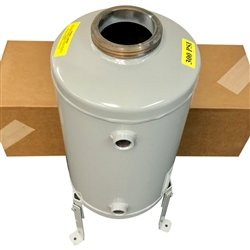 5-Gallon Chemical Bypass Filter Feeder with Legs (Add on Filter)