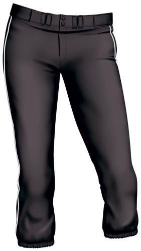 UPC 085925653715, Easton Womens Pro Pipepant, Black/White, Small