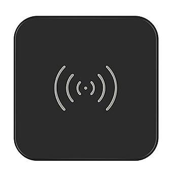 CHOETECH Cargador Inalámbrico Rápido Wireless Charger Qi Cargador 7.5Wpara iPhone 11/11Pro/11ProMax/XSMAX/XR/X/8Plus,10W Carga Rápida SamsungNote ...