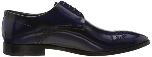 Karl Hommes Chaussures Derbies Bleu Lagerfeld (bleu Nuit)