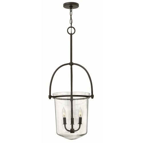 Urn Shaped Pendant Light in US - 4