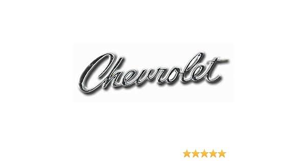 Amazon Emblem Header Panel Chevrolet Camaro67 Automotive