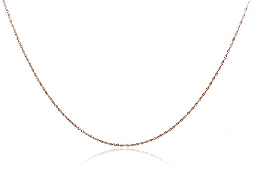 gold 18k italian necklace - 9