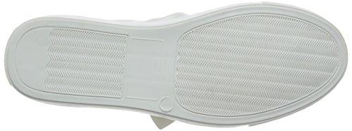 Spot on Damen F80216 Plateau Weiß