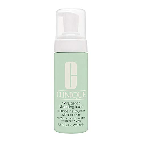 Clinique Extra Gentle Cleansing Foam, 4.2 Ounce
