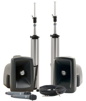 Anchor Audio MEGA-DPDUAL- HH MegaVox Deluxe Package Dual