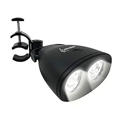 Grillinator Authentic Grilluminator BBQ Grill Light-Ultra Bright Handle Mount LE