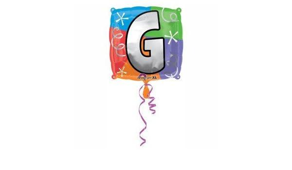 Anagram International Letter N Quad Package Balloon 18