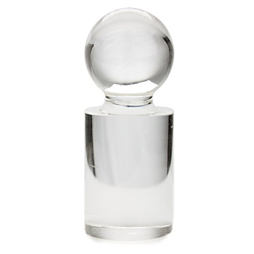 (Brybelly Clear Acrylic Ball Top Roulette)