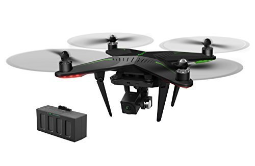 XIRO Xplorer Dual Battery Aerial UAV Drone Quadcopter with 1080p FHD FPV live Video Camera and 3 Axis Gimbal Plus...