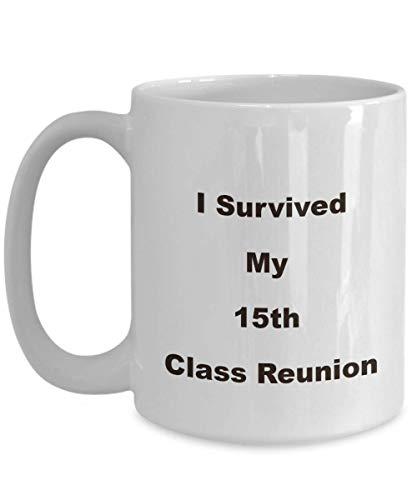 15th Class Reunion School Souvenir Mug Funny Novelty