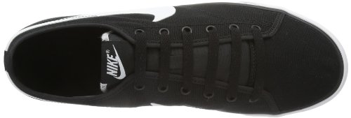 Nike Primo Court - Zapatillas de tela hombre negro - Schwarz (Black/White-White-Black)