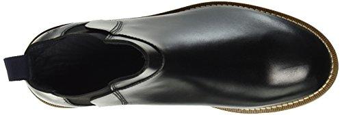 Marc O'Polo Chelsea, Botines para Hombre Negro - Schwarz (Black 990)