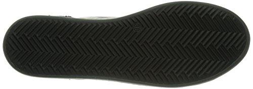 Riri Infinity Nat II Sneakers Hohe Gunmetal Silber Damen 2 Hn8x15ZnP