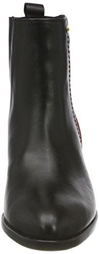 Bottines Black Z1285oe Hilfiger Tommy 2a Noir et Souples Bottes Femme qTRUnBHw