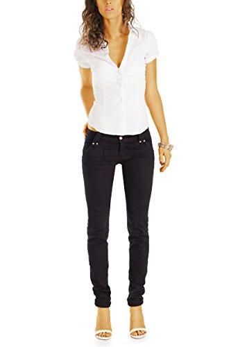 Nero Bestyledberlin Donna Attillata Bestyledberlin Jeans Jeans WXq71RgW