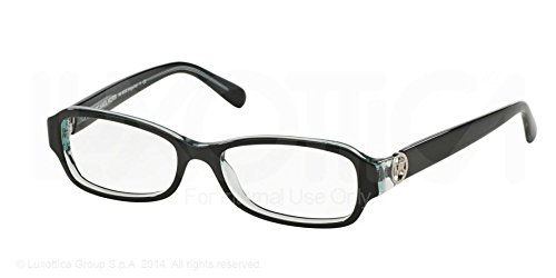 Michael Kors Anguilla Eyeglasses MK8002 3001 BlackBlue 52 16 140