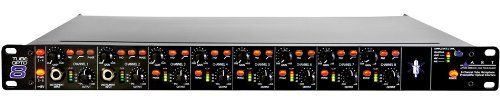 ART TubeOpto 8 Tube Microphone Preamp 8 Channel Class A Digital 24Bit Audio I/O 44.1 or 48kHz ()