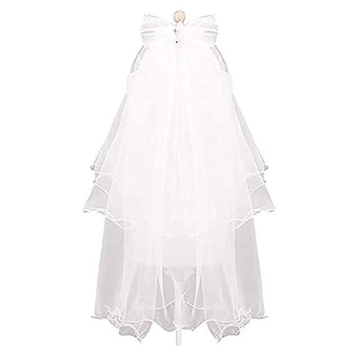 Girls Communion Veils - Flower Girl Veil, Children's Wedding Veil