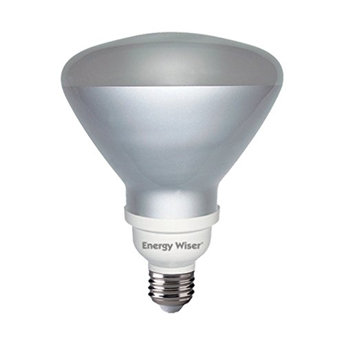 Bulbrite 23W R40 Cool White CFL Bulb, E26 Base ()