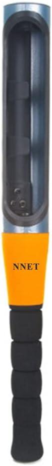NNET Universal Steering Wheel Brake Lock Anti-Theft Retractable Hook Car Lock for Car Truck SUV Security