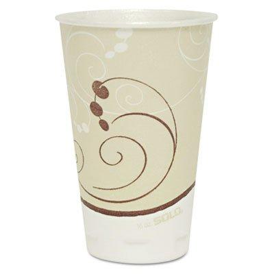 SCCX16NJ Symphony Design Trophy XL Hot Cups, 16 oz, -