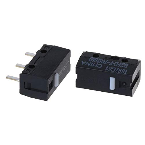 OMRON Mouse Micro Switch D2FC-F-7N 20m for Logitech Razer