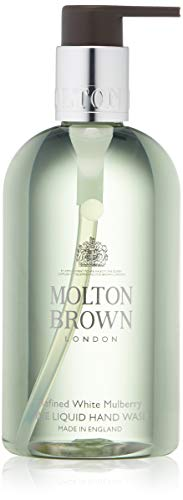 Molton Brown Fine Liquid Hand Wash, Refined White Mulberry, 10 oz.