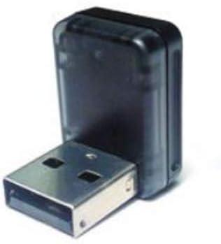 RF IDEAS Smart Card Reader Black 13.56 MHz USB