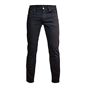 Minimal Apparel Men's Trendy Skinny Slim Fit Jeans