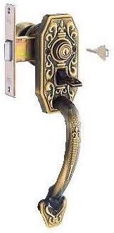 ハイロジック GOAL特殊錠玄関 三協 GB-50 3本キー